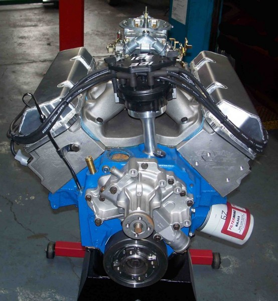 T-Rex 650Hp Ford Cleveland - Affordable Racing Parts