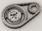S/B Cleveland Race Billet 9 key Iwis chain