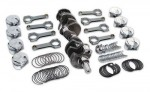 CHEVY 383 SCAT STEEL FLAT TOP STROKER KIT