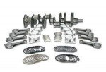 CHEVY BB 489 SCAT CAST FLAT TOP STROKER KIT