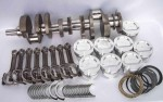 HOLDEN 355 COME CAST DISH TOP STROKER KIT