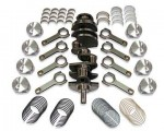 HOLDEN 355 SCAT CAST FLAT TOP STROKER KIT