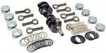 CHEVY 383 SCAT CAST FLAT TOP STROKER KIT